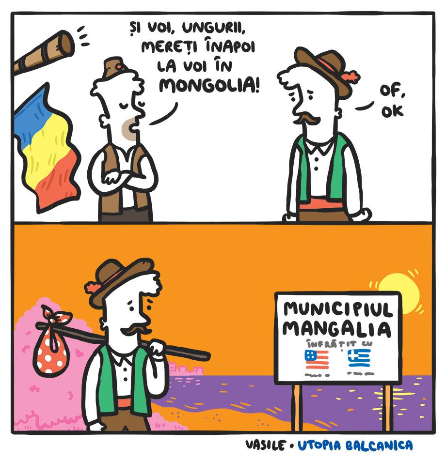 Karikatúra: Utopiabalcanica.net